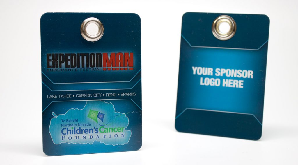 Children's Cancer Foundation Luggage Tag