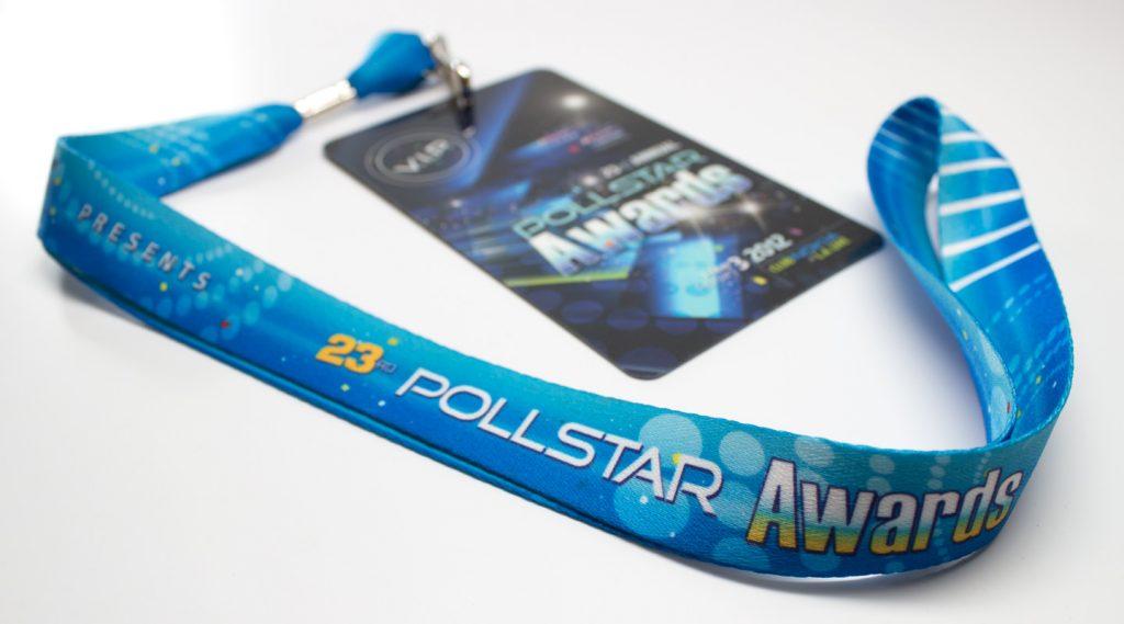 VIP Badge Pollstar